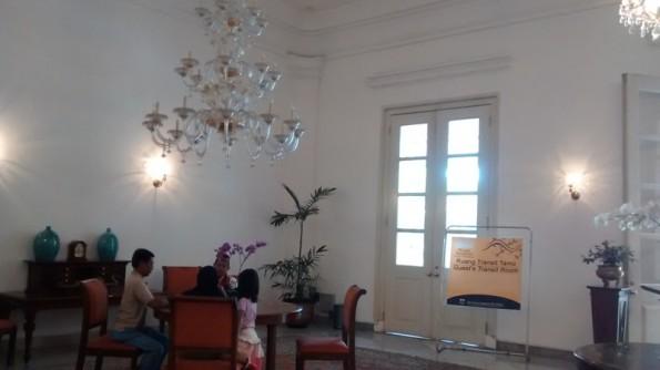 Ruang Tunggu Tamu Balaikota Jakarta