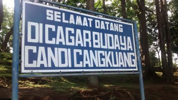 Selamat Datang di Cangkuang