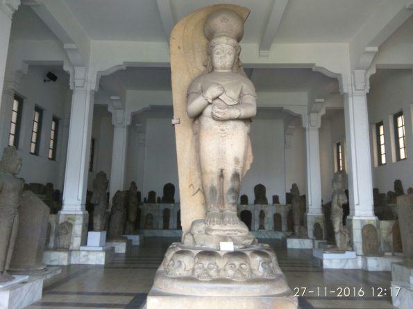 Patung Adityawarman di Museum Nasional
