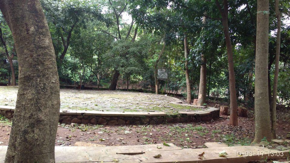 Hutan Kota Srengseng, Tempat Piknik Murah di Jakarta
