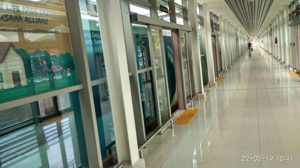 Dari Bandara Ke Bekasi Naik Kereta Bandara