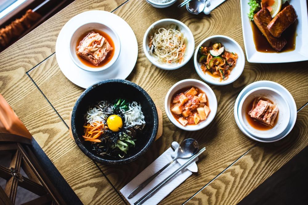 Kimchi Sarapan Khas Korea