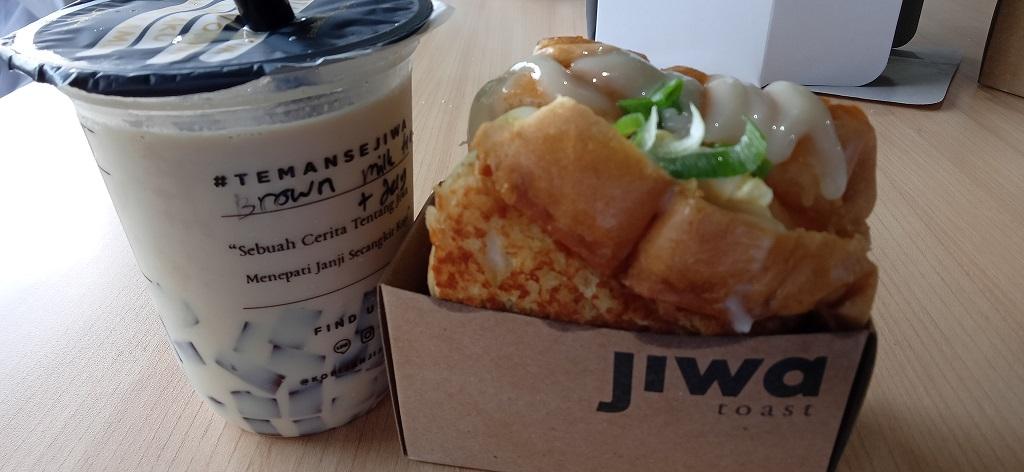Review Janji Jiwa & Jiwa Toast